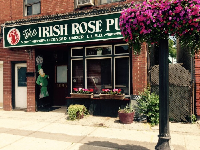 The Irish Rose Pub